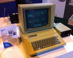 The PERSONAL COMPUTER. Internet? Ha ha NOT