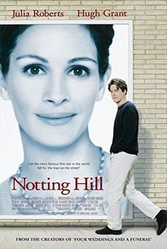 Julia Roberts and Hugh Grant in Notting Hill (1999)