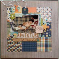 On+an+Adventure - Scrapbook.com