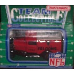 Atlanta Falcons 1990 Matchbox White Rose NFL Diecast Ford Model A Truck Collectible Car by NFL    $17.95 Packaging News, Matchbox Cars, Nfl Sports, Atlanta Falcons, Georgia Bulldogs, Minnesota Vikings, Ford Models, Ford Trucks, White Roses