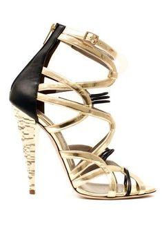 Versace SHOE ADDICT |2013 Fashion High Heels|