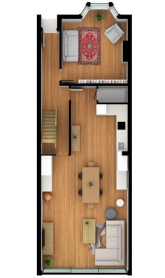 Reckitt Rd – Plus Rooms – Home decoration ideas and garde ideas Kitchen Extension Victorian Terrace, Victorian Terrace House, Victorian Townhouse, Edwardian House, House Extension Plans, House Extension Design, Brick Extension, Rear Extension, Roof Design