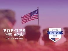 Update: Medallion Retail is proud to partner with CS Hudson in helping to create an amazing experience for veterans. We are truly honored to help bring this pop-up experience to life - February 2020  Click on link for more details....     #CS4Good #PopupsForGood #CSR #gettingheroeshired #veterans #veteransday Heroes For Hire, Pop Up Stores, New Trends, Creative Inspiration, Bring It On, February, Retail, Life, Create