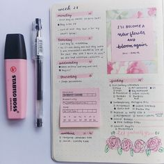Mei's study lair — 07/15/17 My unfinished bullet journal spread for...