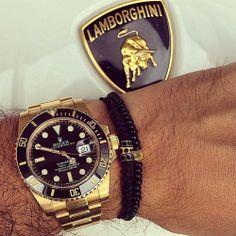 Rolex & Lamborghini