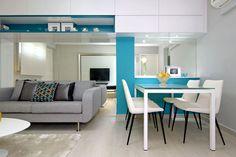 como decorar casas pequenas Decoración de Casas Pequeñas y Modernas