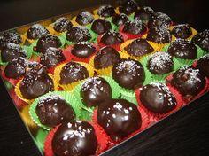 Домашни медени бонбони с бисквити