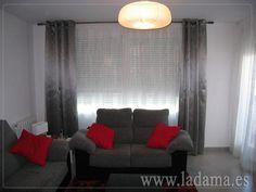 1000 images about cortinas sal n on pinterest salons - Cortinas de salon modernas fotos ...