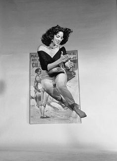 Maria Félix by Philippe Halsman