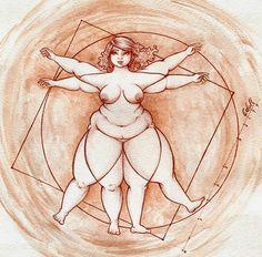 Zaftig Times share the artwork of Edull