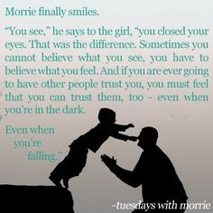 #BookQuote from Tuesdays with Morrie by Mitch Albom..#Loved this very heart touching book..Read my #Review here: http://njkinny.blogspot.in/2013/07/tuesdays-with-morrie-by-mitch-albom.html Have you read this book?