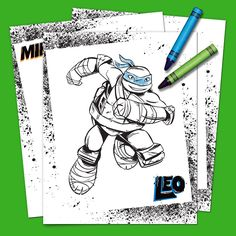 Print out this free printable coloring pack. Kids and adults alike will love it!