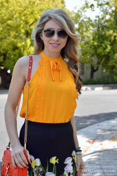 Summer outfits | Victoria Beckham for Target – Looks and Review