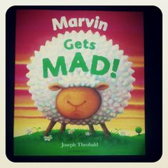 Marvin is mad, really really mad! Do you want to know why?