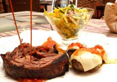Santa Fe Restaurante, Bogotá - La Macarena - Fotos, Número de Teléfono y Restaurante Opiniones - TripAdvisor Steak, Food, Dishes, Restaurants, Products, Essen, Steaks, Meals, Eten