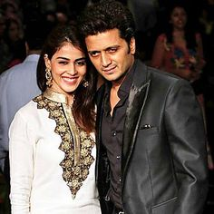 """""""We started as strangers, became best friends, and transformed into Lovers"""" say Riteish & Genelia."""