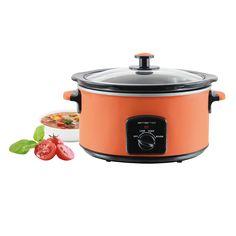 Nyttig mat ska tillagas långsamt. Det gör man enklast med Emerio slowcooker. - Elektrisk gryta - Slow Cooker på 4,5L kapacitet - Gör grytor och långkok utan att använda spisen - Tag ur den keramisk grytan för lätt rengöring, maskindisk - Laga mat på ett hälsosamt och enkelt sätt. - Lägg i köttet, grönsakerna, vattnet m.m på morgonen och när du kommer hem efter jobbet är grytan klar. - Maten tillagas i en låg temperatur och köttet blir fantastiskt mört. - Effekt 210W - 3 tempinställningar…