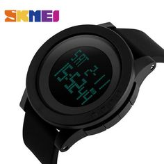 SKMEI Brand Men Sports Watches LED Digital Watch + FREE SHIPPING