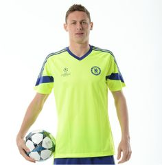 Chelsea UCL Training Jersey - Yellow Chelsea London Official Merchandise Available at www.itsmatchday.com