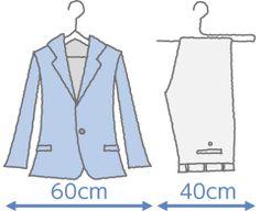 ついつい増えてしまう衣類の管理が重要です。衣類の収納がラクになる収納スペースをつくりましょう。 Walk In Closet Dimensions, Organizar Closet, Home Doctor, Wardrobe Furniture, Dressing Room, Store Design, Designs To Draw, Suit Jacket, Blazer