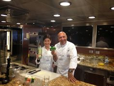 Two Chefs Culinary Cruise: Greek/Turkish Cooking Class | Amy Riolo - Hands on Cooking #traveltuesday