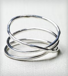 Argent Nest Ring I have a bracelet that this would match perfectly.