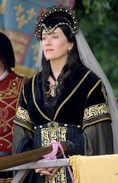 Katherine of Aragon in The Tudors