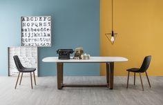 Medley, Bonaldo, design: Alessandro Busslana, polish agent of Bonaldo: www.alicjabarcicka.pl #table #tavolo #stol #italiandesign #interiordesign #furniture #italianfurniture #bonaldo #medley