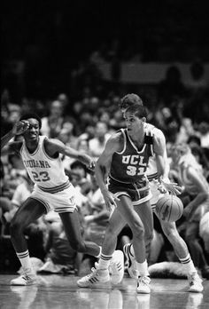 Reggie Miller Ucla Basketball, Basketball Legends, Reggie Miller, Ucla Bruins, Indiana University, The Championship, Athletes, Nba, Invitation