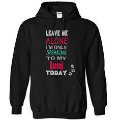 BASENJI T-Shirts, Hoodies. BUY IT NOW ==► https://www.sunfrog.com/Pets/BASENJI-3450-Black-12484845-Hoodie.html?id=41382