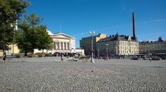 Tampere central square