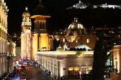 Zacatecas Centro.
