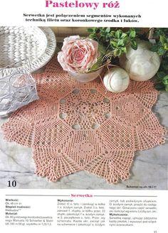 Scheme crochet no. 1429   Kira scheme crochet