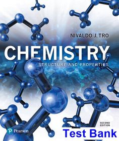 Organic chemistry as a second language first semester topics 4th test bank for chemistry structure and properties 2nd edition by tro ibsn 9780134436524 fandeluxe Images