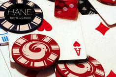 Hane Luxury Casino Branding on Behance
