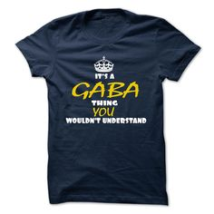 [New last name t shirt] GABA  Coupon Best  GABA  Tshirt Guys Lady Hodie  SHARE and Get Discount Today Order now before we SELL OUT  Camping administrators