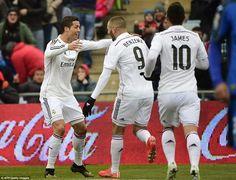LEKULE : Ronaldo aendelea kutisha Madrid