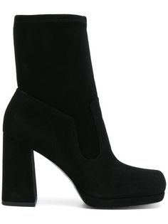 Marc Jacobs chunky ankle boots