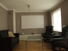 Intense Truffle Living Room