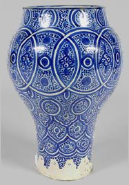 187px-269px-27845t.jpg Classic Fez blue and white pottery