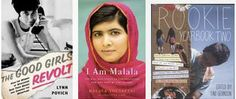 Did you know that the American Library Association has a Feminist Task Force? AND they name the best feminist books for young readers that have come out each year? Novels To Read, Books To Read, Best Feminist Books, Good Girls Revolt, American Library Association, Intersectional Feminism, Librarians, Bibliophile, Beautiful Words