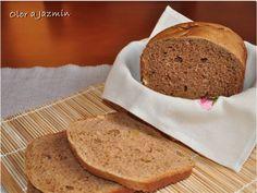 Pan de café y nueces