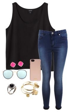 """""""bun going up on a school day"""" by ameliahinton ❤ liked on Polyvore"""