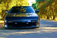 1988 Supercharged Toyota AW11 MR2