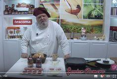 IBSA - Conservas de El Bierzo, Pimientos Asados, Salsas, Tomates - Mini hamburguesas con caramelizados IBSA #conservamoslanaturaleza
