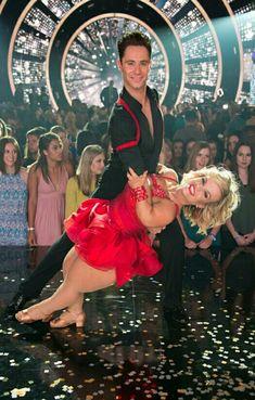 Terra and Sasha Dancing with the stars season 23