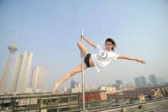 """Résultat de recherche d'images pour """"pole dancing elegant"""" Pole Dancing, Poses, Dance, Running, Image, Elegant, Racing, Classy, Dancing"""