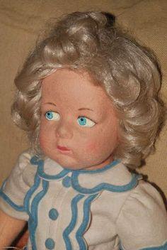 Bambola Bambolotto Lenci Bubi anni 80