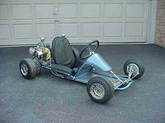 Vintage Go Karts, Go Kart Plans, Diy Go Kart, Lets Roll, Karting, Pedal Cars, Small Engine, Mini Bike, Electronics Gadgets