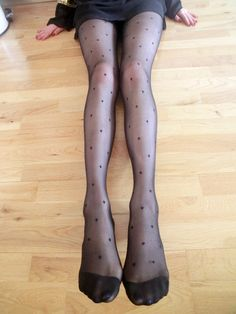 Spots tights. Just £5.99!! Buy 3 get 1 half price!! Buy 5 get 1 black tights for free!! Come to our market place at 20 john prince's st, london W1G 0BJ at 2 p.m on 5th June.